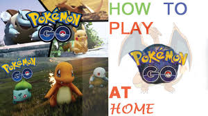 how to play pokemon go at home no root needed youtube