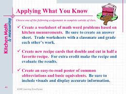 recipe skills ppt video online download