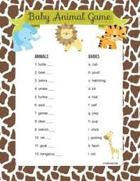 Free Baby Shower Scramble Games - new fun and free baby shower word scramble game this free