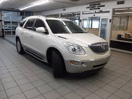 2011 used buick enclave fwd 4dr cxl 2 at landers chevrolet serving