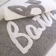 Kilim Bath Mat Gray And White Bath Rug Roselawnlutheran