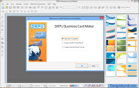 download business card design app software business card designer