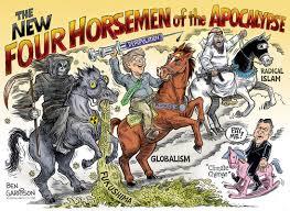 the new four horsemen of the apocalypse grrr graphics