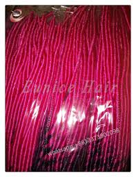 Afro Hair Extensions Uk by Hollow Ombre Faux Locs Aliexpress Uk Crochet Braiding Hair