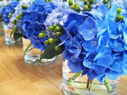 blue centerpieces 25 best blue hydrangea centerpieces ideas on blue
