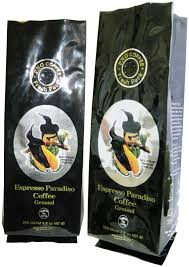 espresso ground coffee espresso paradiso coffee brands arabicas ltd
