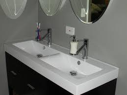ideas design for bathroom trough sink 19942