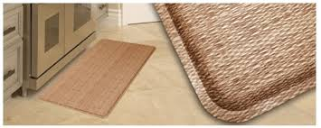 Padded Kitchen Rugs Gel Floor Mats Kitchen