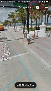 Google Maps Miami Beach by Miami Is A Mario Kart Track Now Funny