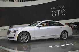 cadillac jeep 2017 white 2016 cadillac ct6 priced from 54 490