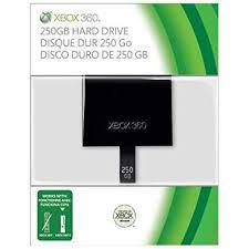 amazon hard drive black friday amazon com xbox 360 250gb harddrive xbox slim only video games