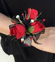 Red Rose Corsage Theflowershop Ae