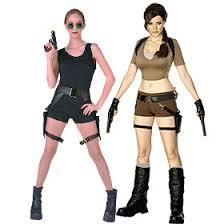 Lara Croft Halloween Costume Tomb Raider Costumes Video Game Costumes Brandsonsale