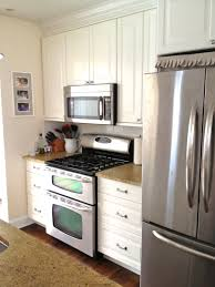 Cream Kitchen Designs Best Small Kitchen Design With Ikea Cream Kitchen Cabinets And
