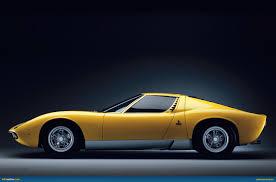 cars that look like lamborghinis lamborghini miura l auto più mai costruita for