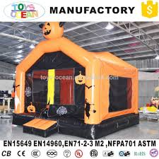 inflatable halloween castle all u0027ingrosso acquista online i