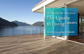 living house designs upstairs plans kitchen design