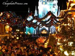 When Is Disney Decorated For Christmas 1st Trip To Disney World Should You Travel During Christmas