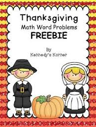 problem solving thanksgiving activities festival collections