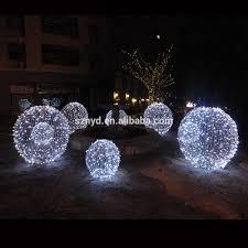 Christmas Lighted Balls Outdoor waterfall motif outdoor christmas lighted balls christmas