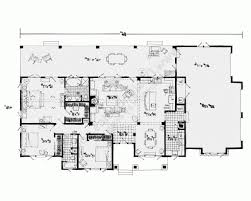 Open Floor Plans Ranch by Home Design 1 Story House Plans Ranch Free Printable Ideas