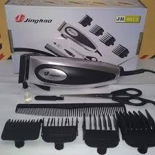 jual alat dan mesin cukur rambut perlengkapan salon alat cukur potong rambut jinghao jh 4616