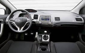 Honda Civic Si Interior Cars 2006 Honda Civic Si Cars Mg