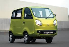indian car tata tata debuts magic iris mini minivan for those that want to