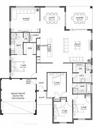 house plans with open floor plans open style house plans traintoball