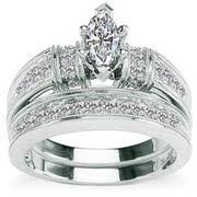 Walmart Wedding Rings Sets For Him And Her by Jewelry Walmart Com