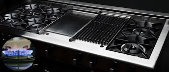 Induction Cooktop Aluminum Brass Vs Aluminum Burners Appliances Connection