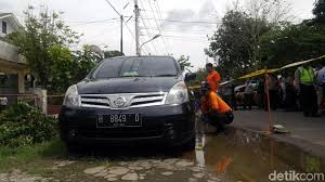online taxi driver car killed in semarang found frasindo safe