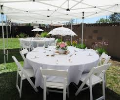 Outdoor Tablecloths For Umbrella Tables by Umbrella Centerpieces Vintage Theme Bridal Shower Pinterest