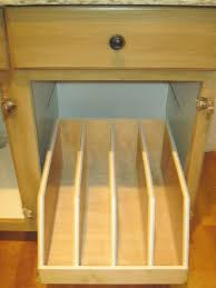 Kitchen Cabinet Dividers Cabinetry Pull Outs Craig W Enterprises Inc