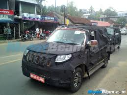 kerala jeep mahindra u301 snapped in kerala spied