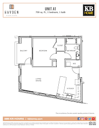 Kb Home Floor Plans by Hayden Phase Ii Jgold Group