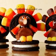 simple edible turkey crafts the stuff guide
