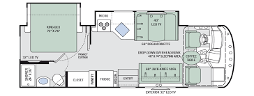 Motorhome Floor Plans Thor Class A Motorhomes Rv Models Specifications Photo Gallery
