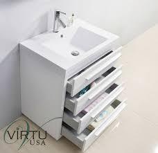 25 Inch Vanity Excellent Idea 30 Bathroom Vanity With Sink Venica Teak Vessel