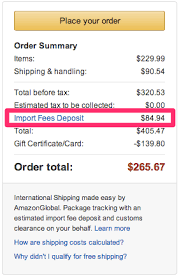 does amazon have tax on black friday amazonglobal ordering experience