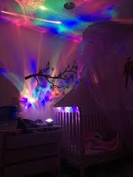 Wohnzimmerlampe Led Farbwechsel Soaiy Led Farbwechsel Nachtlicht Lampe Mit Projektion 4 Timer 3