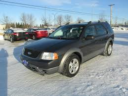 ford crossover 2007 2007 ford freestyle sel fwd start up walkaround and vehicle tour