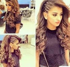 long hair styles photos for chubby 25 hairstyles to slim down round faces