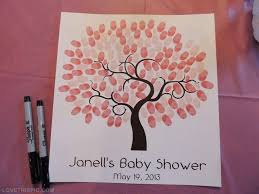 baby shower fingerprint tree fingerprint tree pictures photos and images for