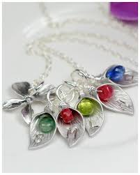 grandmother s necklace 7 fabulous birthstone necklaces for grandmothers woman fashion