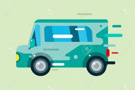 cartoon car vector cartoon car icon car cute simple flat style colorful