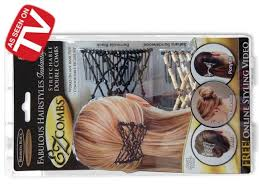 ez combs combs fabulous hairstyles instantly as seen on tv