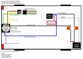2007 ford f250 trailer brake controller wiring diagram