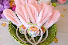 easter table favors easter crafts and kids easter party ideas at birthday in a box