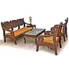 Sofa Set Designer Wooden Sofa Set Manufacturer From New Delhi - Wood sofa designs
